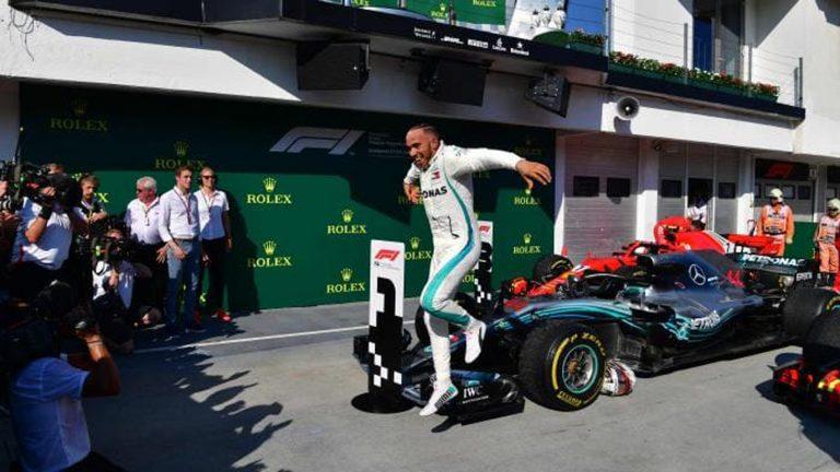 Hamilton do sedme pobjede u Mađarskoj