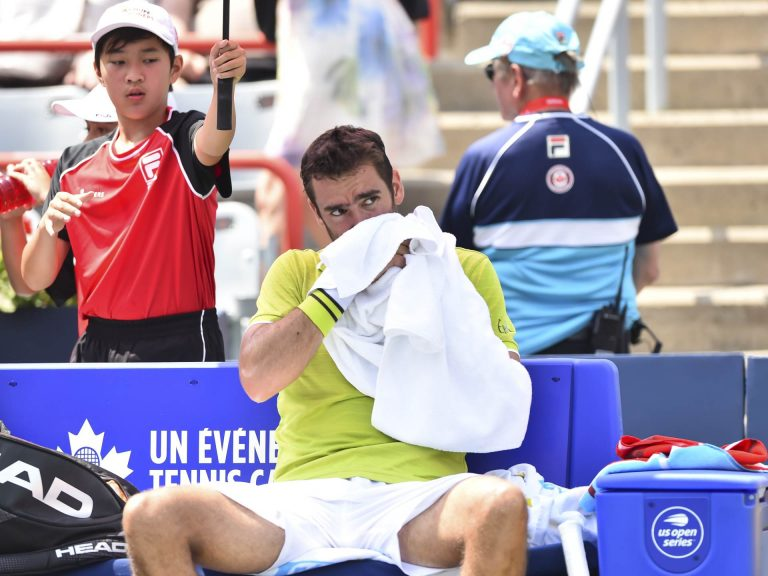 ATP Montreal: Čilić do osmine finala