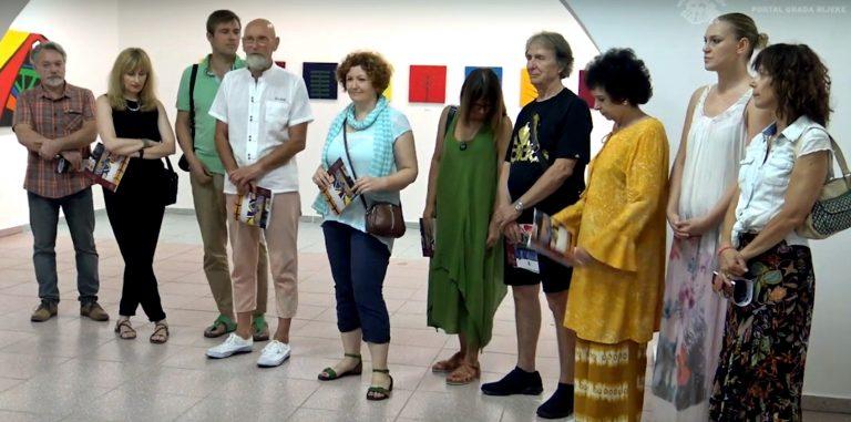 """Otvorena izložba HDLU Rijeka """"Pitanje identiteta"""""""