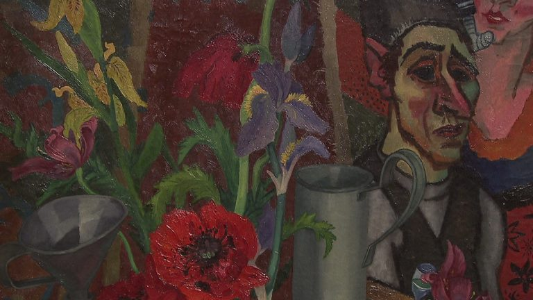 Njemački slikar Rudolf Wacker