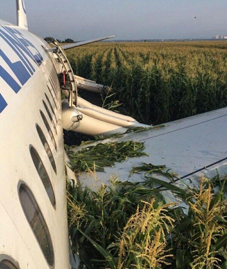 """""""Sada vjerujem u Boga"""" –  Dojmovi putnika nakon prisilnog slijetanja aviona na kukuruzno polje"""