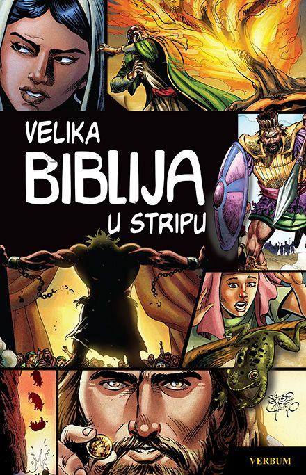 Velika Biblija u stripu