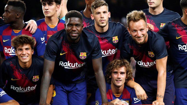 Barcelona slavila nad Arsenalom, Rakitiću prvo poluvrijeme