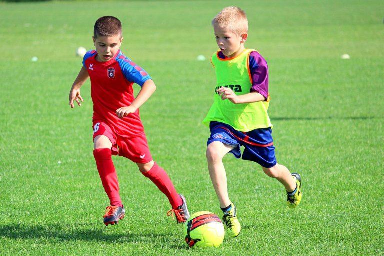 Studija preporučuje timske sportove