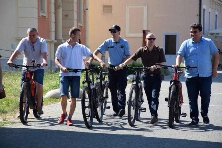 U Križevcima bicikli su dio javnog prijevoza