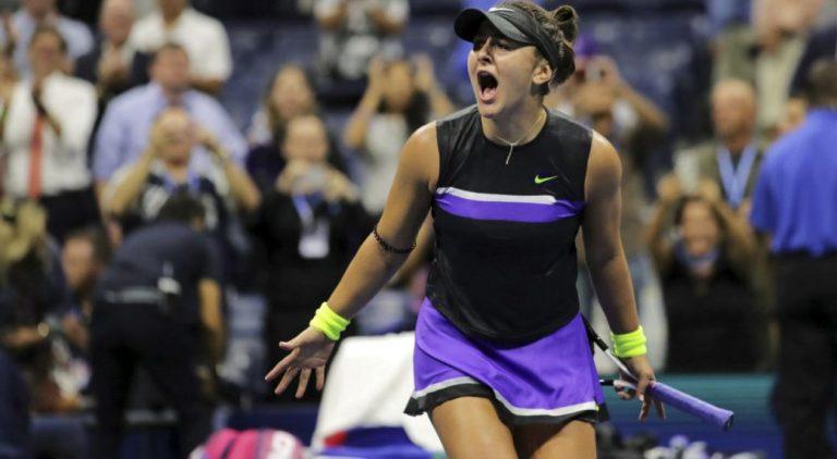 Kanadska tenisačica Bianca Andreescu pobjednica US Opena