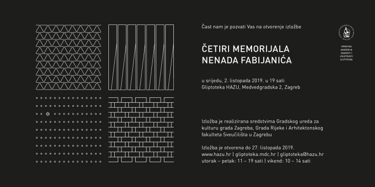 ČETIRI MEMORIJALA NENADA FABIJANIĆA