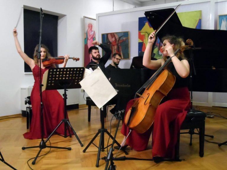 44. SGJ – Prva večer Međunarodnog natjecanja mladih glazbenika Ferdo Livadić