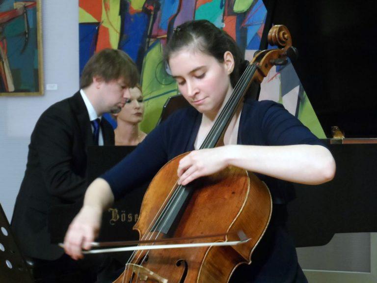 44. SGJ – Druga večer Međunarodnog natjecanja mladih glazbenika Ferdo Livadić