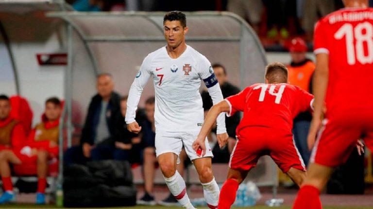 EURO 2020: Portugalci slavili u Beogradu