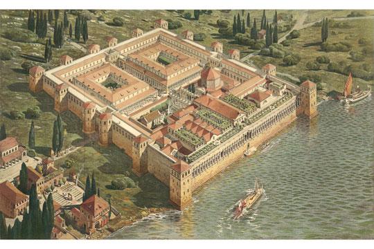 Predavanje – Imperator Diokletianus Dalmata: veliki rimski graditelj