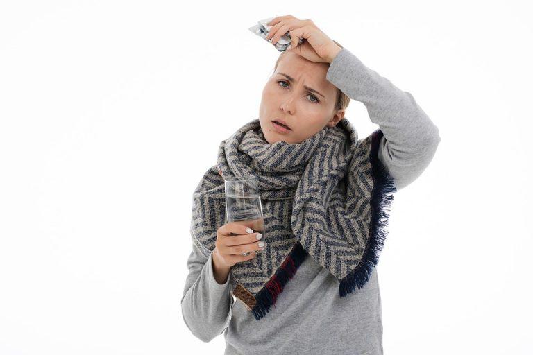 Gripa – preporučuje se odmor, povećani unos tekućine, uzimanje antipiretika