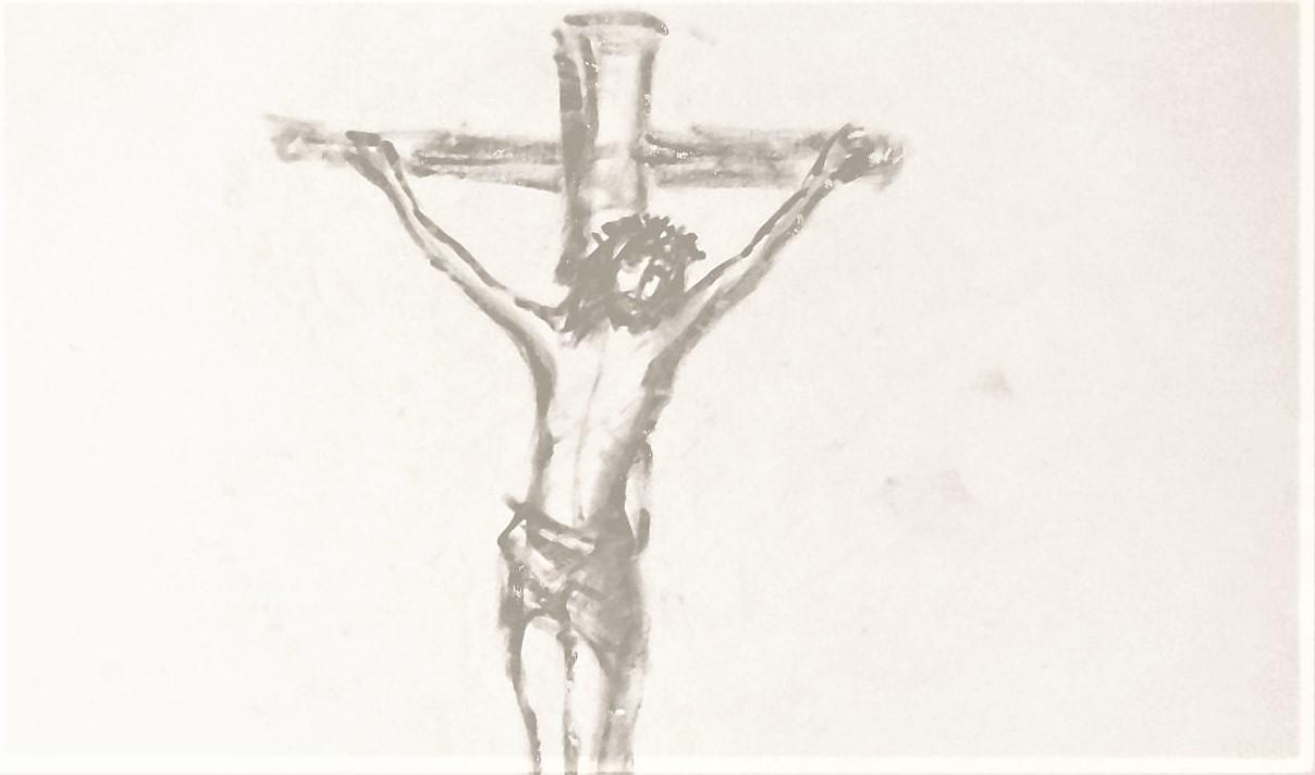 Nada Žiljak -Nebo nad Getsemanskim vrtom 2, IR slikaZ