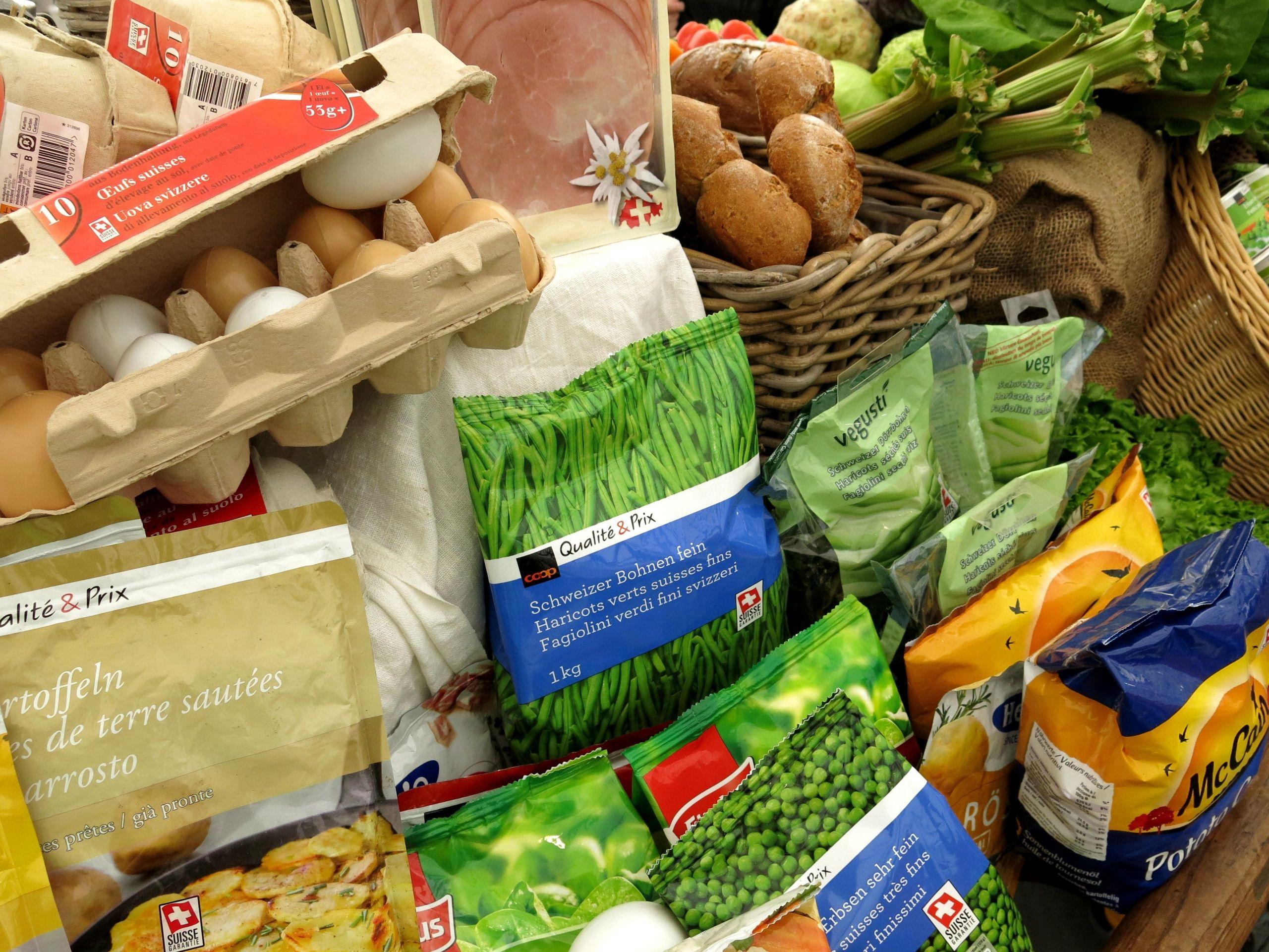 egg, vegetables, food