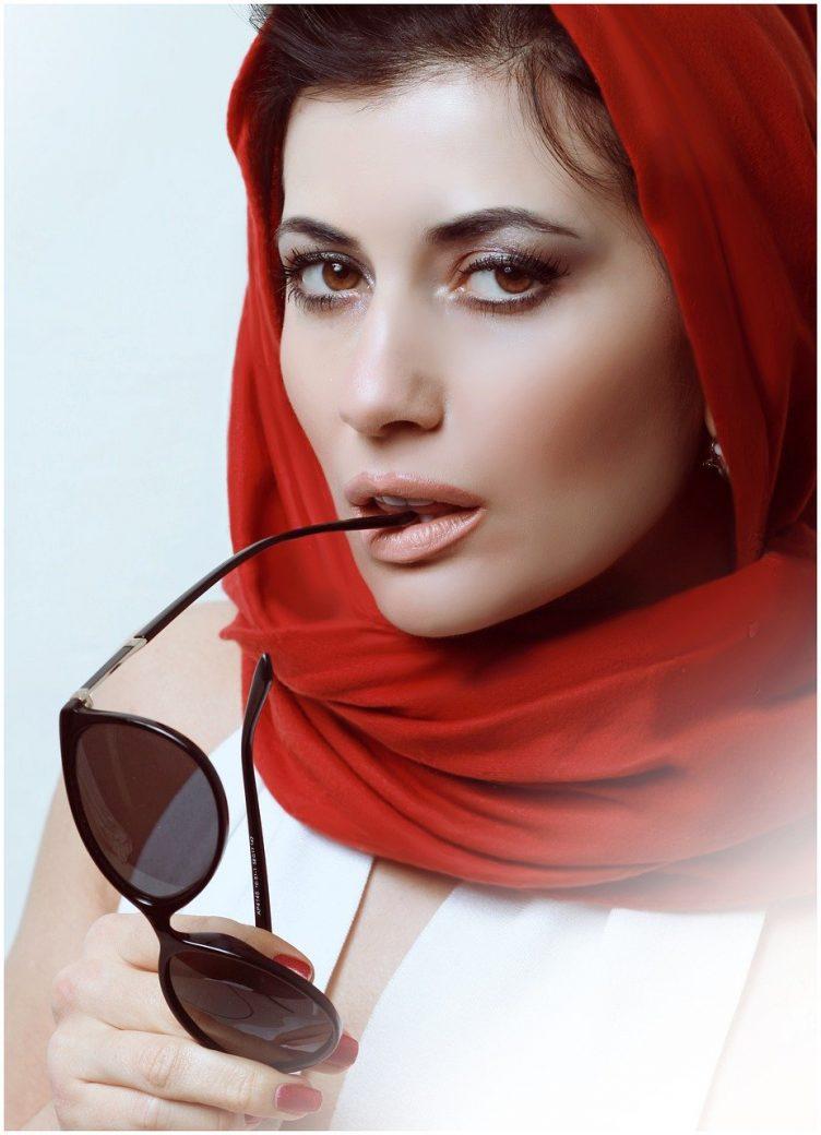 face, model, glamour