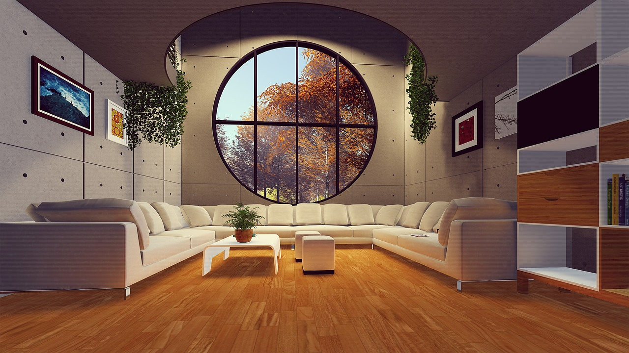 indoors, furniture, room