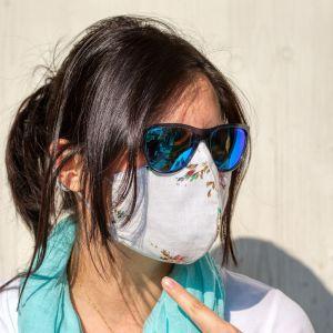 respiratory mask, covid, mask