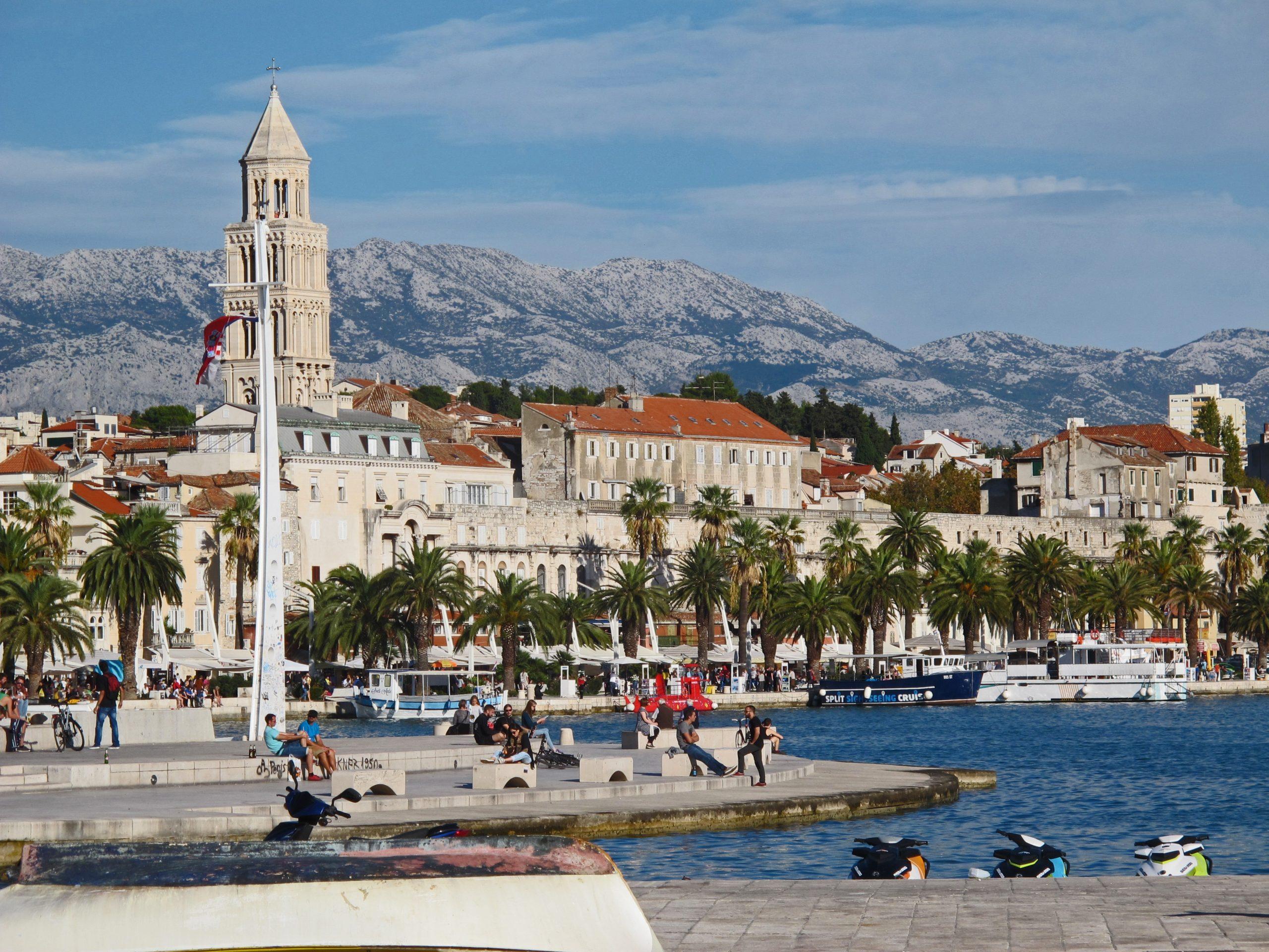 split, croatia, easter europe