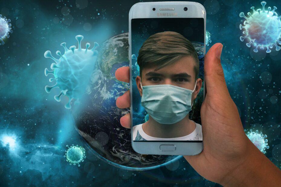 communication, selfie, pandemic