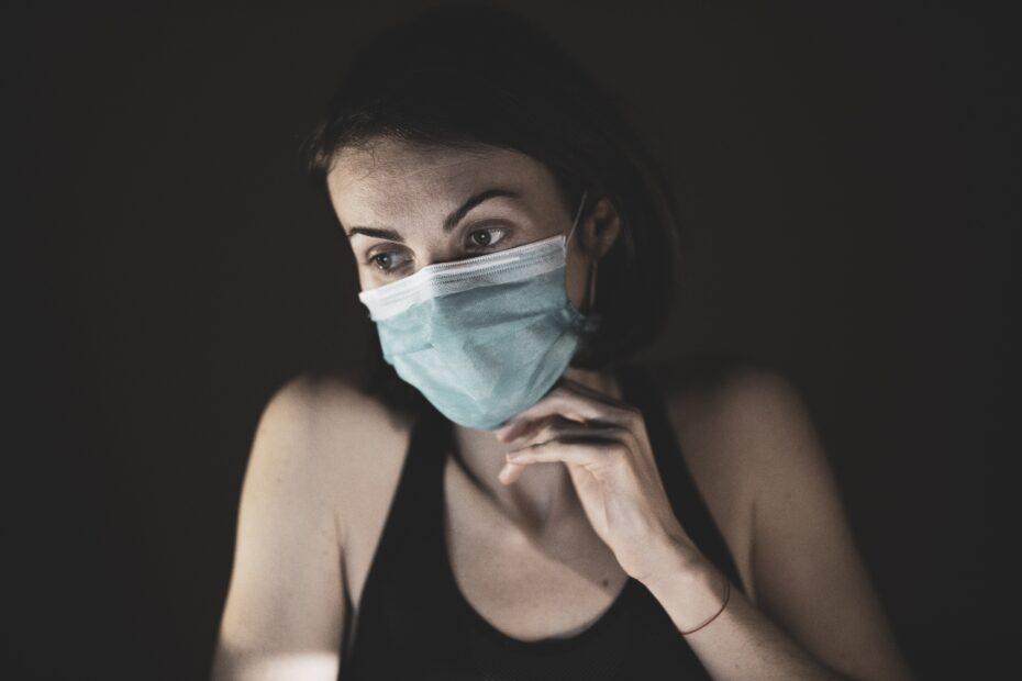 coronavirus, mask, virus