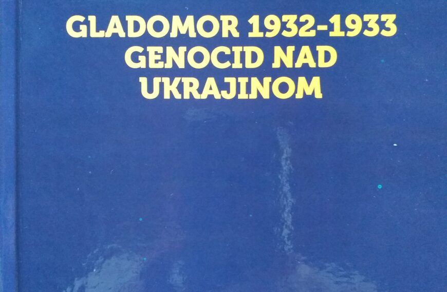 GLADOMOR 1932-1933, GENOCID NAD UKRAJINOM