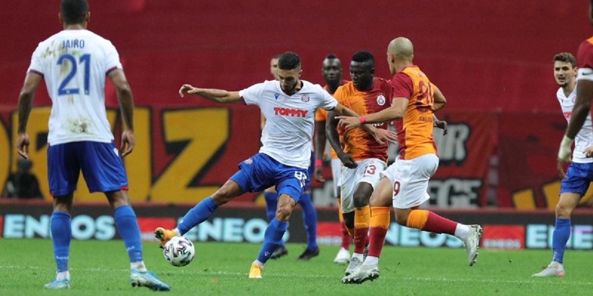 Hajduk ipak nije uspio u završnici protiv Galatasaraya