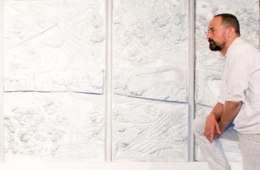 Skulpturalni notni zapisi Vitolda Košira
