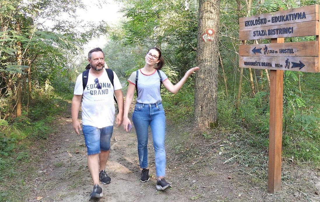 Zelene staze Dunava i Drave