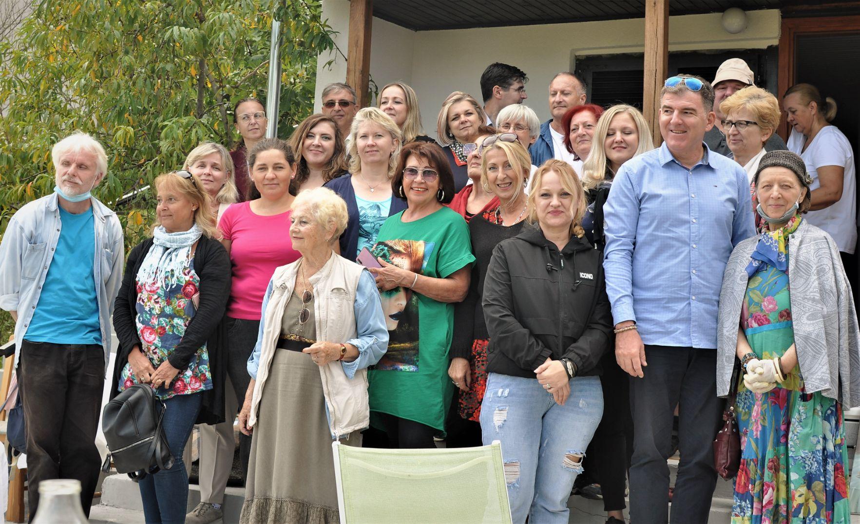 Održana tradicionalna likovna kolonija HKLD-a u Vukomeričkim goricama – Dubranec