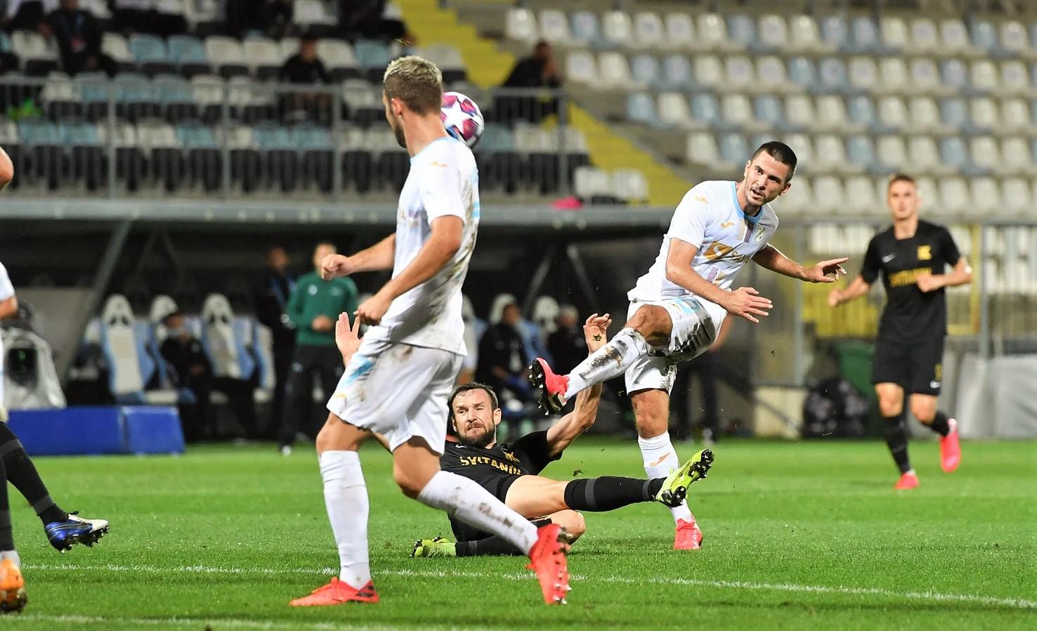 Rijeka svladala Kolos i izborila play-off