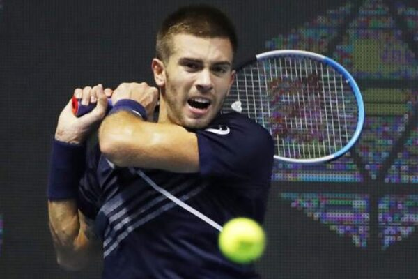 Ćorić ipak bez naslova na ATP u Sankt Peterburgu