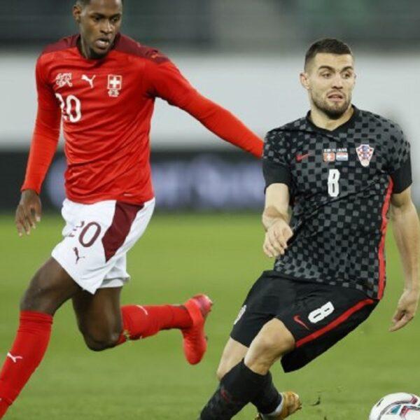 Hrvatska svladala Švicarsku s 2-1 u prijateljskoj utakmici