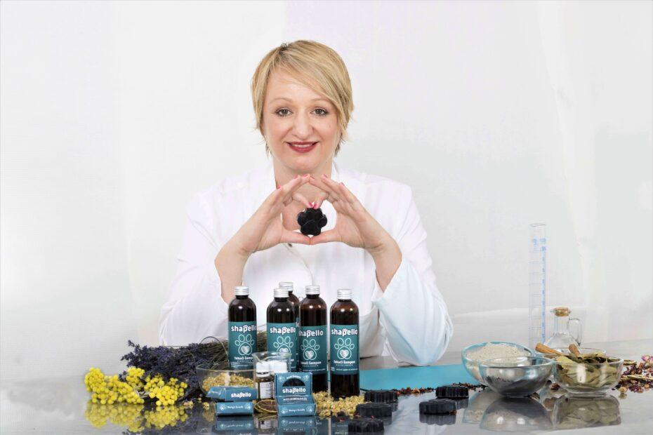 Mary Novosel predstavila Shapello šampone za kućne ljubimce