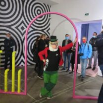 Otvorenje izložbe 51000 Balthazargrad / foto!