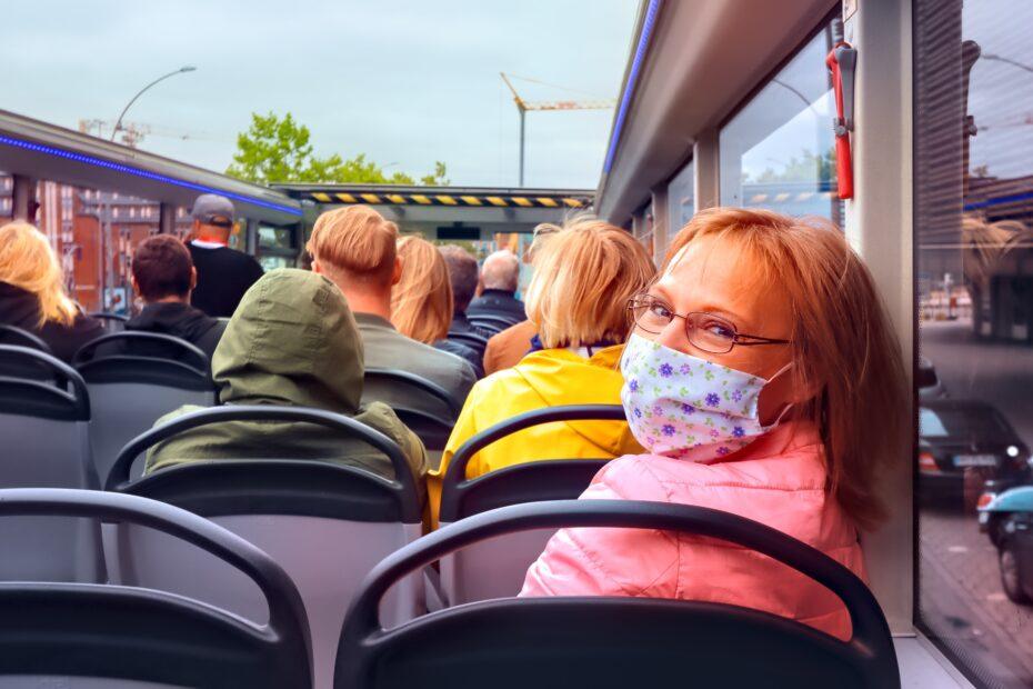 mask, trip, city