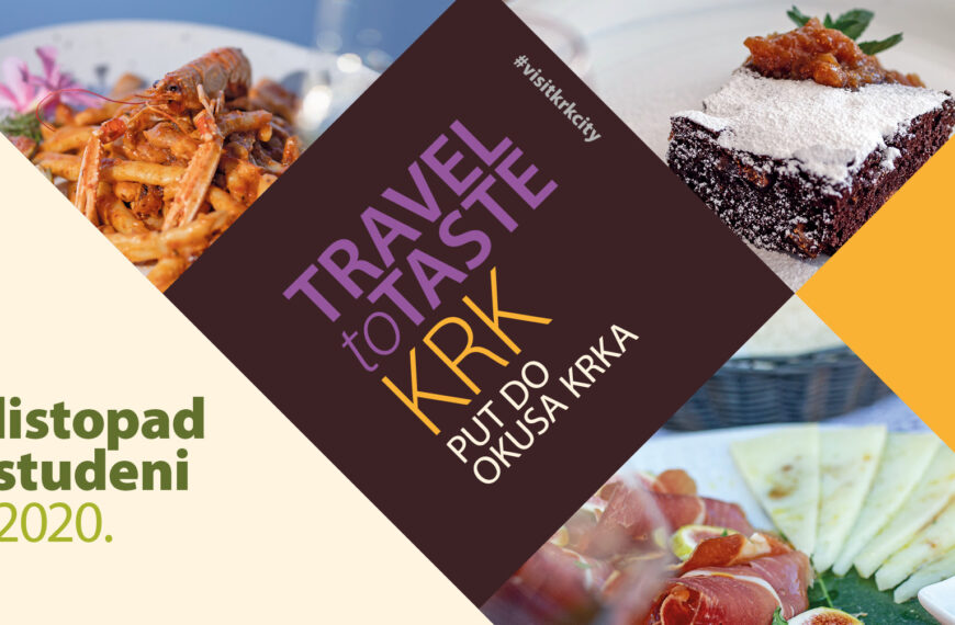Travel to Taste Krk – Put do okusa Krka
