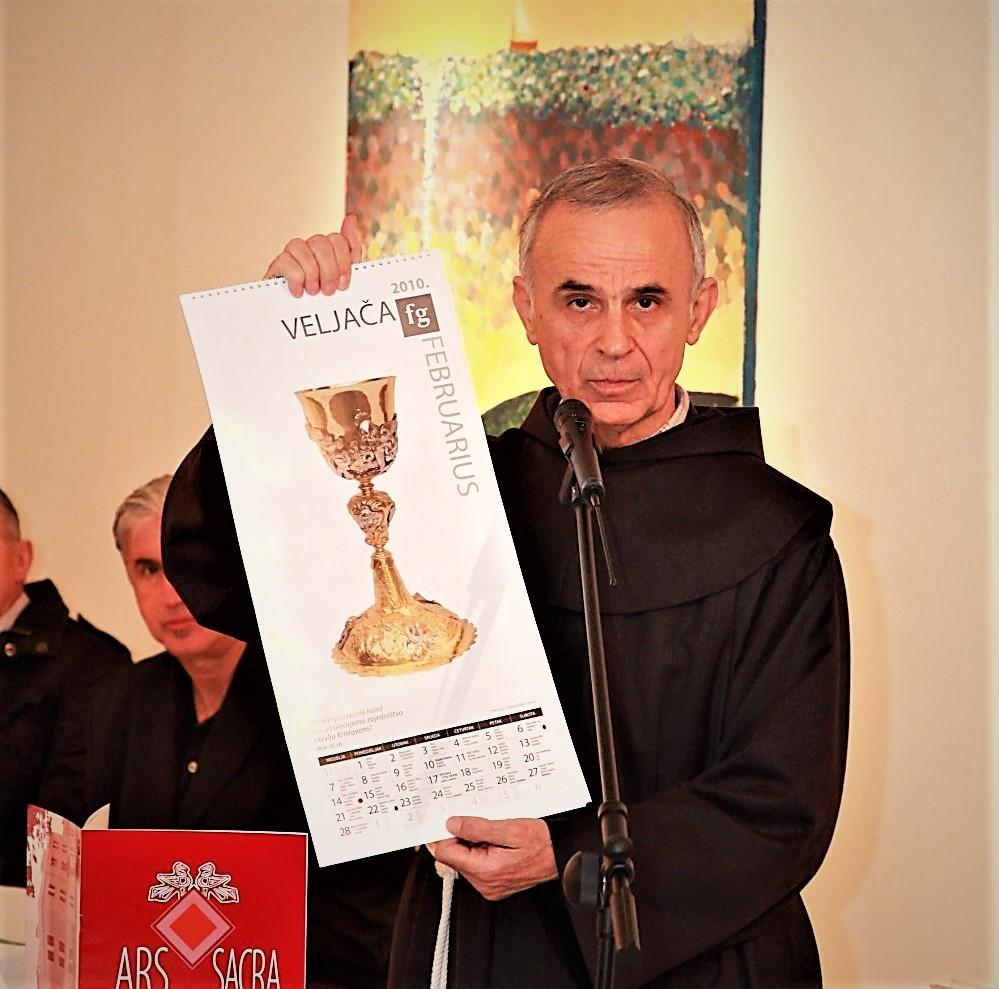 Preminuo fra Vendelin Karačić, voditelj Franjevačke galerije u Širokom Brijegu