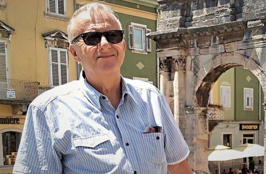 DANIEL NAČINOVIĆ u pjesničkoj antologiji u redakciji T.M. Bilosnića