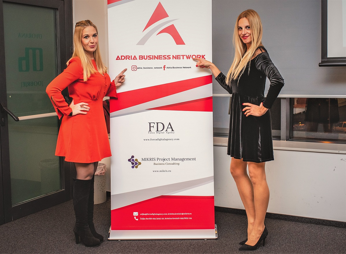 Jako Andabak na Adria Business Networku