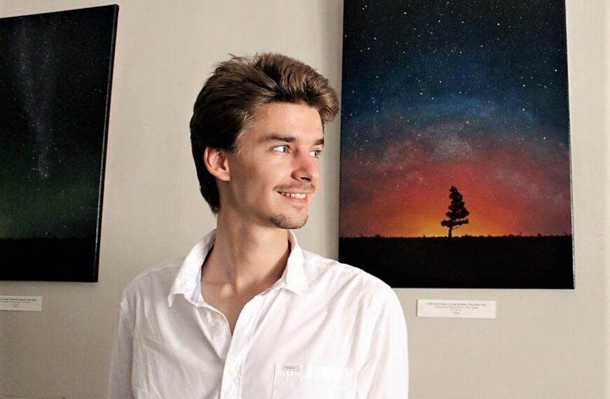 Predstavljamo mladog slikara i diplomata iz Barcelone, rođenog Zagrepčanina, Dominika Šimetina – TUI SADA