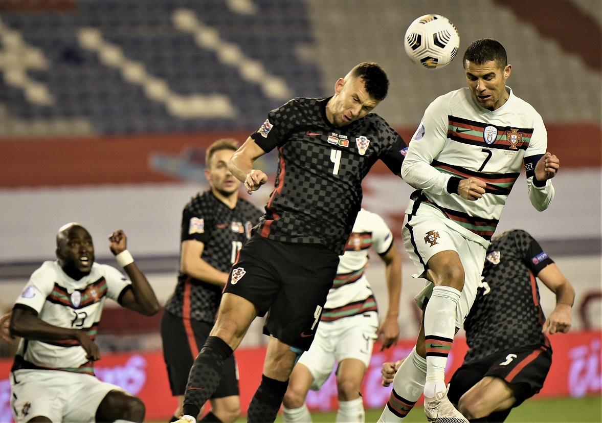 Hrvatska izborila ostanak u elitnom razredu Lige nacija i nakon poraza od Portugala