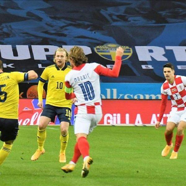 Hrvatska nogometna reprezentacija korok do ispadanja iz elitnog razreda Lige nacija