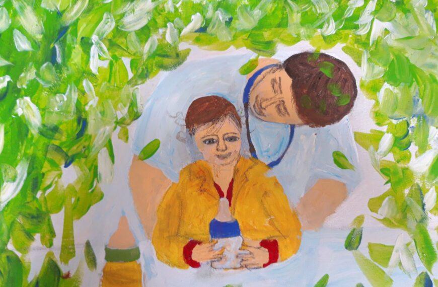 Vanja Tumpić – Moja borba s bolešću / pogledajte online izložbu!