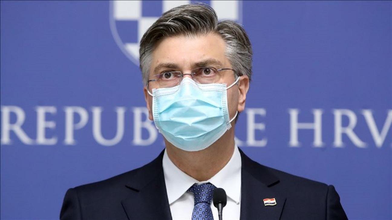 Premijer Plenković pozitivan na koronavirus
