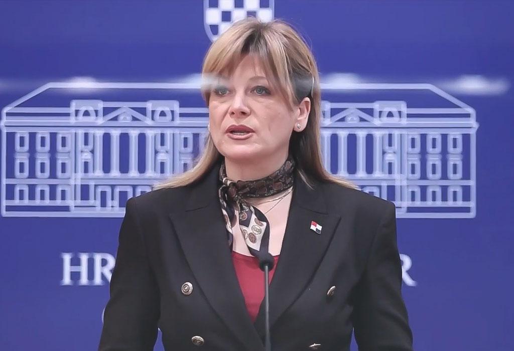 Karolina Vidović Krišto o razlozima napuštanja Kluba Domovinskog pokreta
