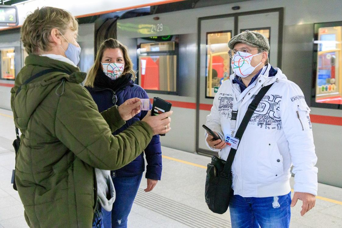 Samo 2 % putnika u bečkom javnom prijevozu bez valjane karte