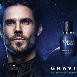 Tabac Man Gravity kao mirisna esencija muževnosti i samopouzdanja