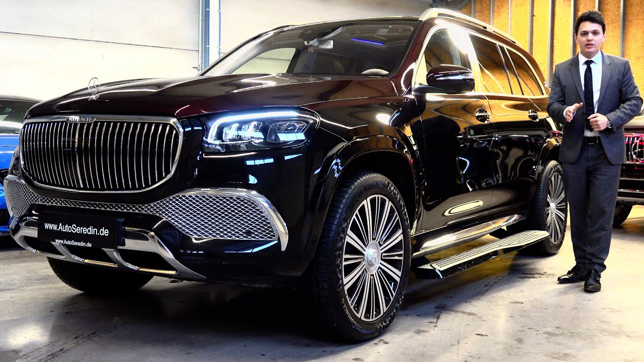2021 Mercedes Maybach GLS – Full GLS 600