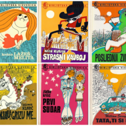 NEDELJKO DRAGIĆ: Dizajn i ilustracija 1969. – 1991. – (26.2. – 19.3.2021.)