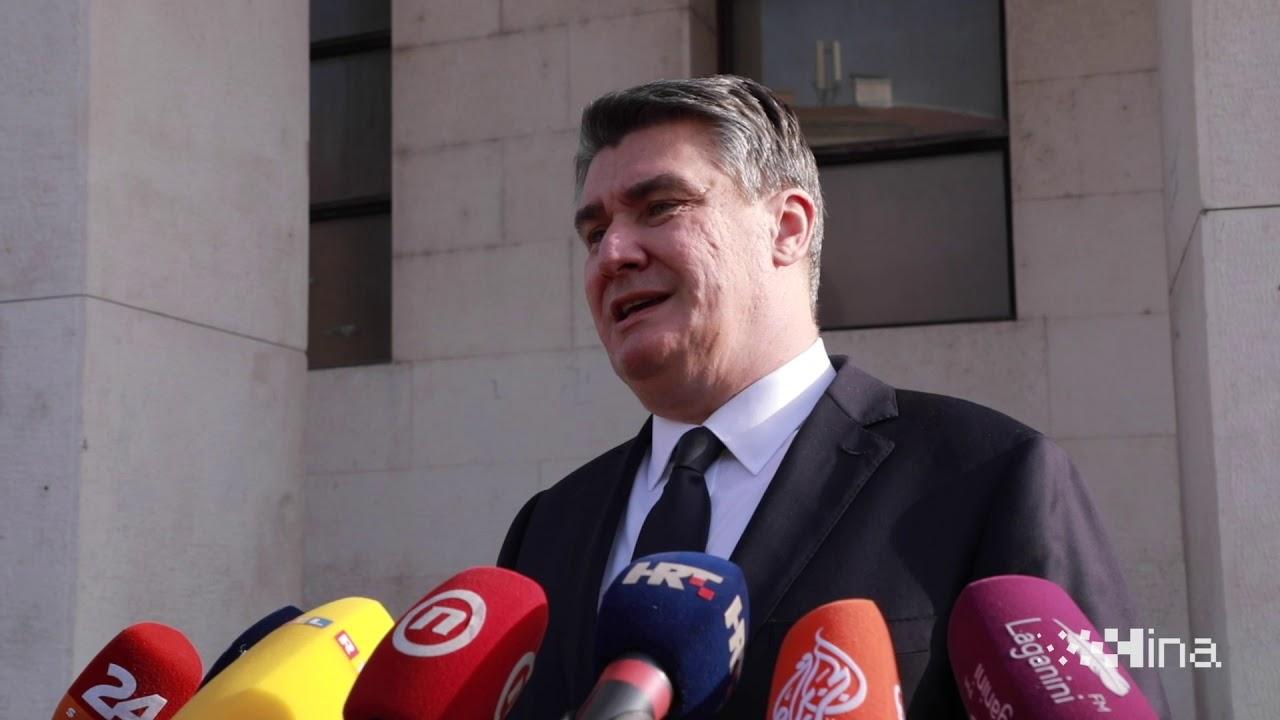 """Predsjednik Milanović obišao izložbu """"Hrvatska svijetu"""""""